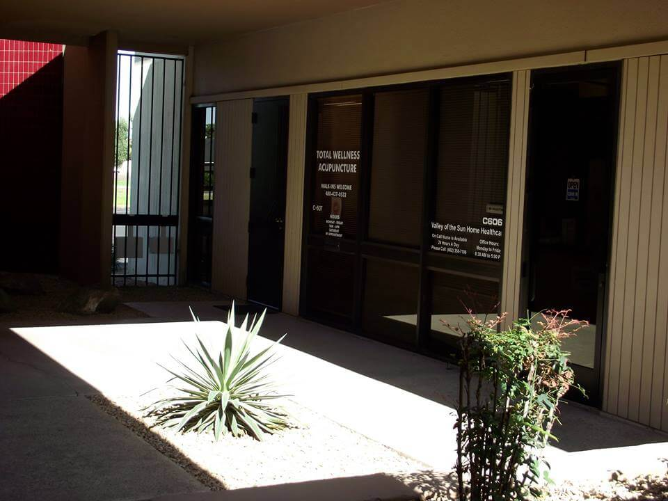Total Wellness Acupuncture - Acupuncture Clinic - North Mountain Phoenix