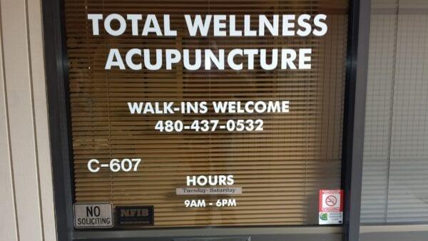 Total Wellness Acupuncture - Office Front - Phoenix, AZ