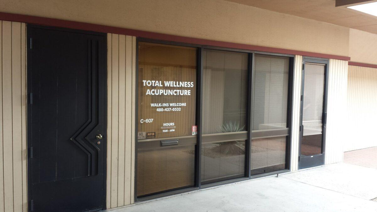 Total Wellness Acupuncture Office - Phoenix, AZ | Total ...